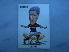 CARD SCORE GOLD 1993 - NUOVE MAGLIE - CARICATURA -ALOISI-TORINO
