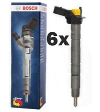 Injektor 6x Audi 3,0 Bi TDI 059130277CK 0986435431 0445117029 059130277EL Neu