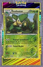 🌈Feuiloutan Reverse -NB2:Pouvoirs Emergents- 2/98-Carte Pokemon Neuve Française