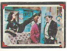 1966 TOPPS BATMAN # 19 A PURR-FECT PLOT - USA RIDDLER CARD - LOOK !!!!!!!