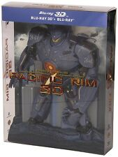 Pacific Rim 3D + Robot (Limited Edition) (2 Blu-ray + 1 Blu-ray 3D) Nuovo