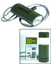 Multifunktionslampe, Handlampe, Laterne oliv