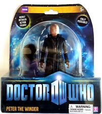 Doctor Who Character Options Peter the Winder Figure New!