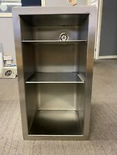 More details for cocktail bar, stainless steel, drop in, fully insulated ice well unit 740x400