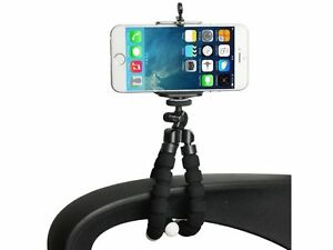 Mini Octopus Tripod Stand Mobile Phone Holder Mount Camera Gorilla Pod up to 6""