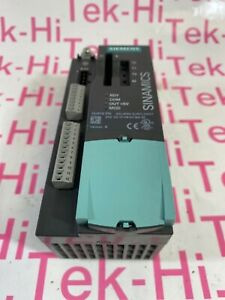 "SINAMICS Control Unit cu310 PN 6sl3040-0la01-0aa1 ""overnight shipping"""