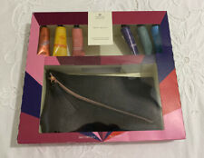 NEW Crabtree & Evelyn Party Nights Hand Therapy Explorer Gift Set Pouch Bracelet