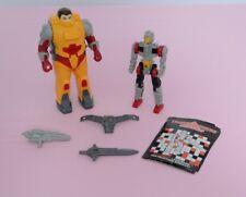 Vintage Transformers G1 Pretenders Landmine Hasbro 1988