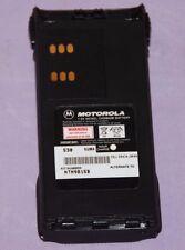Motorola NTN9815B Battery 7.5 Nickal Cadmium - Great Condition