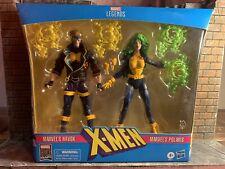 Marvel Legends Havoc Polaris Two Pack