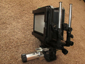 Toyo G 4X5 view camera Excellent condition