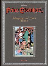 Prinz Eisenherz, BOCOLA Verlag, Hal Foster-Gesamtausgabe, Band 6, Jg. 1947/1948