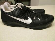 Nike Zoom Kobe XI 11 TB Promo 856485-001 Bryant Black Basketball Shoes Men's 17