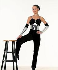 Dance Costume tap jazz skate Jumpsuit  Monte Carlo 278