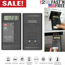 NEW Handheld EMF Meter LCD Digital Electromagnetic Radiation Detector USA