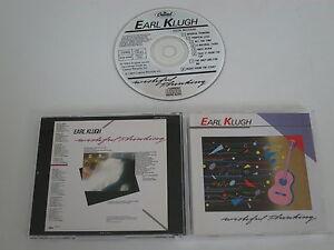 Earl Klugh / Wishful Thinking (Capitol Cdp 7 46030 2) Japón CD Álbum