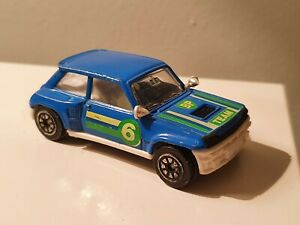 Corgi Renault 5 Turbo
