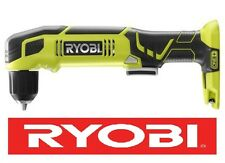 "RYOBI 18 V 18 VOLT LITHIUM-ION 3/8"" INCH RIGHT ANGLE DRILL P241 (Bare Tool)"