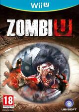 ZombiU for Wii U new and sealed WiiU ZombieU Zombi U