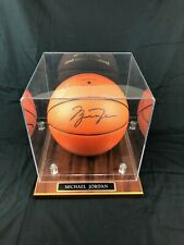 Michael Jordan Signed 92 Olympics Molten Basketball in Case (part of collection)