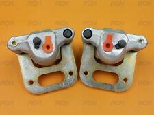 95-99 Polaris Big Boss 400L 500 6X6 New Front Brake Caliper Left&Right With Pads