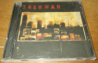 SNOWMAN SELF TITLED CD LIKE NEW JOE MCKEE