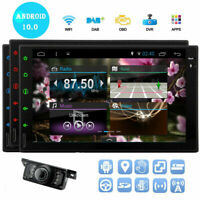 Double 2Din Touchscreen Android GPS Stereo Car Radio Bluetooth Multimedia Player