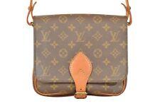 Louis Vuitton Monogram Cartouchiere MM Shoulder Bag M51253 - G00675