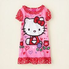 TRES BELLE ROBE HELLO KITTY BY SANRIO 3-4 ans NEUVE