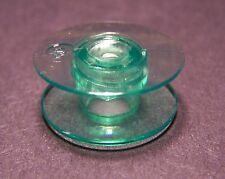 20 Green Bobbins for Viking Husqvarna Sewing Machine 4123078 G - Groups 5-6-7***