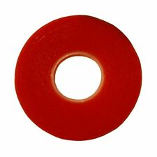 Crafters Companion Rojo Trazador de líneas Cinta 6mm x 14 Metros Extra Fuerte