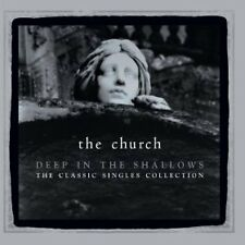 THE CHURCH Deep In The Shallows Classic Singles Collection 2CD BRAND NEW Best Of