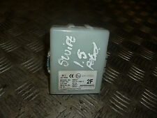 SUZUKI SWIFT GLX 1.5 3DR 2009 KEYLESS ECU 37171-72K11