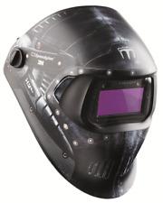 Speedglas 3M WELDING HELMET 100V Trojan Warrior, Shade-12, 44x93mm Viewing Area