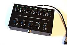 8 Band Sound Equalizer Echo Compressor to RANGER RCI 2950 2970 2995 CB radio