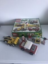 Lego Vintage Basic 715 Boxed