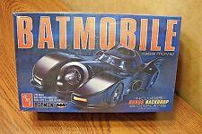 AMT BATMOBILE (1989 Movie inspired) 1/25 SCALE MODEL KIT