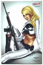 Grimm Fairy Tales Robyn Hood Hunt #3 NYCC ComicCon Reverse Punisher Cover F (75)