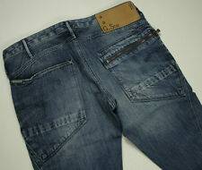 EUC - AS NEW - RRP $369 - Womens G-Star Raw 'BREAKER WMN' Indigo Jeans