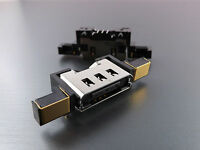 Nintendo Wii U Gamepad Controller Strombuchse Jack Port Connector Lade Buchse
