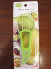 Japanese Fine Speedy Avocado Cutter with cap made in Japan
