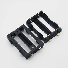 Marco Espaciador De Batería 2Pcs 26650 soporte de plástico titular radiante Hazlo tú mismo uso más reciente