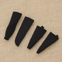 1/6 Scale Elastic Black Stockings Short Doll Sock Action Figure Body Accessories