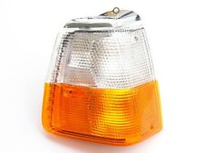 Volvo 240 1981-1989 Corner Lamp Turn Signal Right yellow white chrome