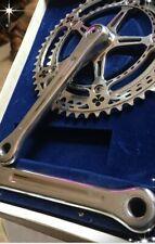 Campagnolo Colnago Mexico Crank Set 1980 172.5 Super Rare Vintage Bicycle Erica