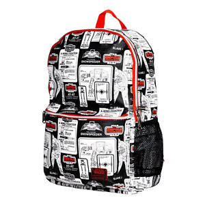 Star Wars Backpack Retro Kenner Loungefly Laptop School Bag NYCC 2020 Exclusive