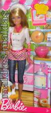 Barbie Ich wäre gern Köchin T7172 Puppe NEU/OVP