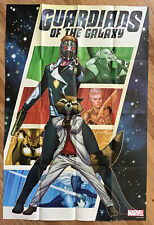 GUARDIANS of the GALAXY #1 (2020) 24x36 PROMO POSTER NEVER DISPLAYED Marvel