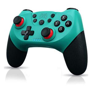 Wireless Gamepad Bluetooth Joystick Controller for Nintendo Switch Multicolor