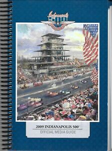 2009 Indianapolis 500® Official Media Guide & Fact Book